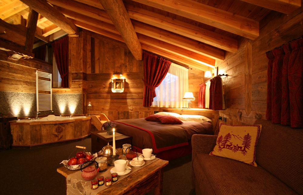 Hotel la thuile valle d 39 aosta locanda collomb for Art maison la thuile