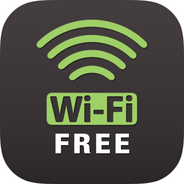 Free wi-fi everywhere